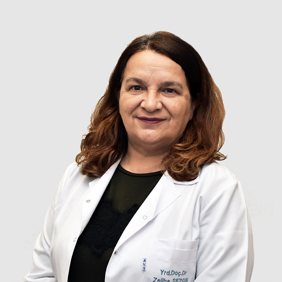 Yrd.Doç.Dr Zeliha Sezgin